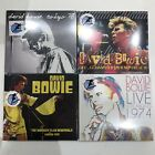 Bowie 6 Cds 4 Titles 1973-1988 Tokyo To London