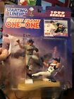 Nomar Garciaparra Jim Edmonds 1999 Hasbro Starting Lineup Freeze Frame One On On