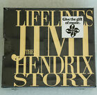 LIFELINES THE JIMI HENDRIX STORY + LA FORUM 4 CD BOX SET - NEW OLD STOCK SEALED