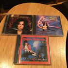 Yngwie Malmsteen 3CD LOT Trial By Fire Live Fire And Ice Facing The Animal dio