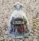 Christmas tree Bell Ornament The Nativity Scene Die Krippenszene Rosenthal