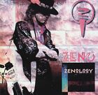 Zeno Zenology Japan CD Obi 12 Tracks 1995 Hard Rock XRCN-1226