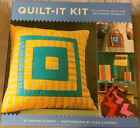 Quilt It Kit Quilting 15 Projects by Denyse Schmidt how to quilt patchwork