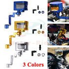 Motorcycle CNC Brake Clutch Master Cylinder Fluid Reservoir Oil Tank Cup 3 Color