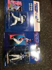 Los Angeles Dodgers Hideo Nomo Lot Of 2 Starting Lineup MLB Kenner Sealed