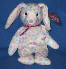 TY SPRINGFIELD the BUNNY  BEANIE BABY - MINT with MINT TAGS