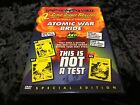Atomic War Bride This Is Not a Test DVD 2002 SWV 60s Atomic Apocalyptic Fun