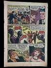 Batman 181 Single page only Story page 3  4 1st apperance of Poison Ivy