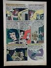 Batman 181 Single page only Story page 8  9 1st apperance of Poison Ivy