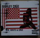 Motley Crue - Red White and Crue CD (2005). Metal, VGC