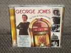 GEORGE JONES THE TOUR DE FORCE 1972-1980-RAVEN 2 CD SET-EXTREMELY RARE-BRAND NEW