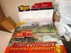 Lionel Trains 7307 Canadian Pacific GP38 Diesel Loco NW CABOOSE TRAINSOUNDS MINT
