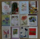 Lot of 45 All Occasion Greeting Cards Birthday Friendship Thank you
