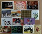 Lot of 45 Note Cards Greeting cards No Duplicates All Different Blank Inside