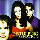 MUSIC FROM THE MOTION PICTURE DISTURBING BEHAVIOR CD