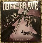 OBEY THE BRAVE - SALVATION PROMO CD
