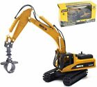 1 50 Scale Huina Die cast Construction Grapple Excavator 1713