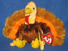 TY DRUMSTICK the TURKEY BEANIE BABY - MINT with MINT TAG