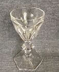 Vintage 1841 Baccarat Crystal Harcourt Port Wine Glass 4 7 8  from 1976