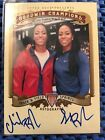The Champs Are Here: 2012 Topps U.S. Olympic Team Champions Autographs Gallery 21