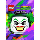 2015 Cryptozoic DC Comics Super-Villains Trading Cards - Product Review Added 19