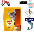 Meow Mix Tender Centers Dry Cat Food 135 Lb Salmon  Chicken
