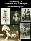366 Page Vaudeville Burlesque Bathing Beauties In Text  Images Photo Book on CD