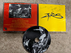 ZYRIS - S/T CD SUPER RARE INDIE HAIR METAL HARD ROCK Signed by Band Member