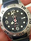 FESTINA Men's Divers Watch Model 6691 Stainless Steel Rubber Strap 20 ATM