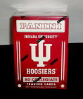2016 Panini Indiana University Hoosiers Sports Trading Cards Box Factory Sealed