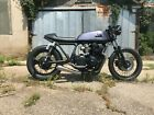 1980 Honda CB  Honda CB750 Cafe Racer Build CB 750 550 360 350 DOHC