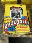 1986 O Pee Chee OPC Baseball Card Unopened Box Just pulled from case
