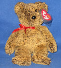 TY LEX the BEAR BEANIE BABY - LEARNING EXPRESS EXCL - MINT TAG (PRICE STICKER)