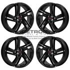 18 GMC TERRAIN GLOSS BLACK EXCHANGE WHEELS RIMS FACTORY OEM 5834 2018 2020