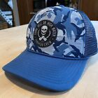 Patagonia Torpedo Crew Interstate Hat Mint Excellent Glass Blue 2015