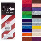 ANGELUS LEATHER SUEDE DYE DRESSING FOR BOOT BAGS 3OZ W APPLICATOR ALL COLORS U