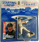 JEFF BAGWELL Kenner Starting Lineup 1997 Action Figure & Card Houston Astros