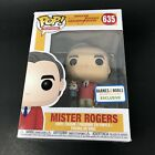 Funko Pop MISTER ROGERS 635 Barnes and Noble Exclusive