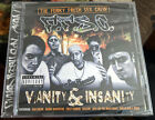 SEALED Bay Area Rap CD THE FUNKY FRESH SEX CREW - Vanity & Insanity DONE DEAL