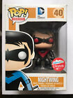 DC Comics Funko Pop! Nightwing #40 (Fugitive Toys Excl.)[Red] *READ DESCRIPTION*