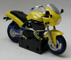 Hot Wheels Collectibles Buell Thunderbolt S3 Motorcycle Yellow Harley Davidson