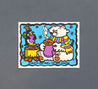 Vintage MELLO SMELLO Scratch and Smell Sticker HOT COCOA