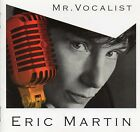 Eric Martin Mr Vocalist Japan CD Obi 11 Tracks 2008 Rock Sony SICP 2091