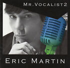 Eric Martin Mr Vocalist 2 Japan CD Obi 12 Tracks 2009 Rock Sony SICP 2148