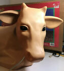 General Foam 22 Cow Blow Mold Lighted Christmas Yard Decor Nativity