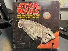Star Wars Vintage Book The Mystery Of The Rebellious Robot Random House 1979