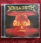 Megadeth Greatest Hits Back To The Start CD