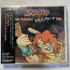 Exodus – Good Friendly Violent Fun not opened CD