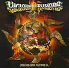 VICIOUS RUMORS Concussion Protocol Free Shipping with Tracking# New from Japan