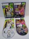 Kinect Zumba Fitness Core and The Biggest Loser Lot Compete with Case and Manual